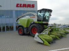 2014 CLAAS JAGUAR 960 T4i