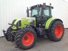 2012 CLAAS ARION 610 C TRADITIO