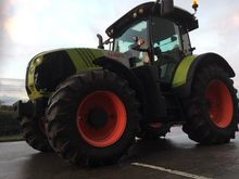 2013 CLAAS ARION 630 CIS