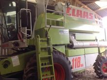 Used 1992 CLAAS 118
