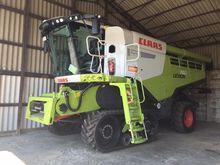 2014 CLAAS LEXION 760 TERRA TRA