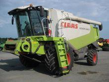 2009 CLAAS LEXION 540C