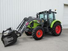 2013 CLAAS ARION 410 QUADRISHIF