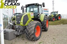 2011 CLAAS Axion 840 CEBIS