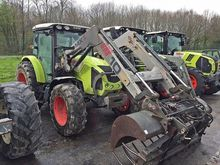 Used 2011 CLAAS AXOS