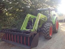 2015 CLAAS ARION440 T4 FINAL