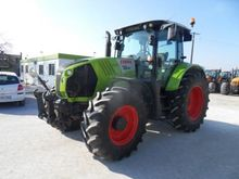 2013 CLAAS Arion 650 CIS T4i
