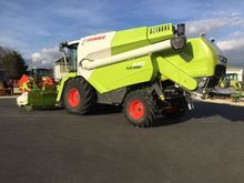 Used 2014 CLAAS tuca