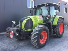 2013 CLAAS ARION 620 T4I