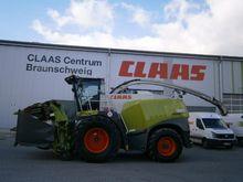 Used 2014 CLAAS JAGU