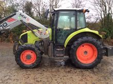 2012 CLAAS ARION 410 CIS
