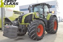 2014 CLAAS AXION 950 CMATIC