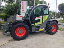 2014 CLAAS SCORPION 7055