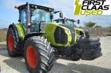2013 CLAAS Arion 640 CIS T4