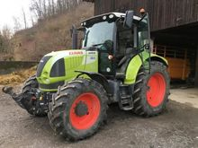 2009 CLAAS ARION 530 CIS