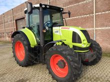 2012 CLAAS ARION 530