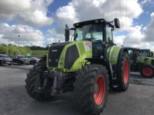 2010 CLAAS AXION 820 CIS