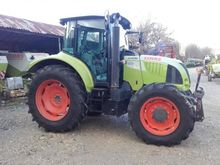 2008 CLAAS ARION 510 CIS