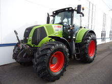 2012 CLAAS AXION 820 CMATIC