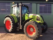 2009 CLAAS ARION 640 CIS