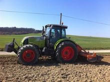 2011 CLAAS arion 630 cis