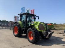 2013 CLAAS Arion 650