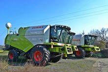 2012 CLAAS TUCANO 450