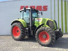 2010 CLAAS AXION 820 CIS T3