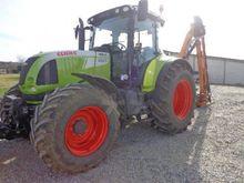 2008 CLAAS ARION 620 C + EPAREU