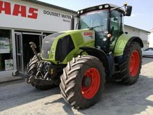 2009 CLAAS AXION 820 CEBIS