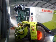 2015 CLAAS LEXION 660