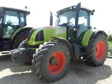 Used 2009 CLAAS TRAC