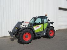 2011 CLAAS SCORPION6030