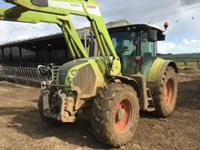 2014 CLAAS ARION 620