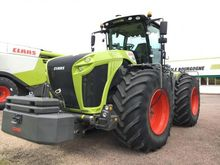 2015 CLAAS XERION 5000