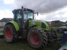 2010 CLAAS ARION 640 CIS