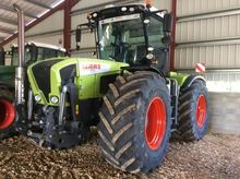 2008 CLAAS XERION 3800