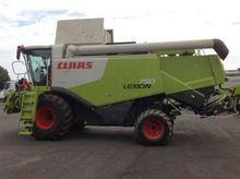 2011 CLAAS LEXION 750 Montana