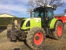 2011 CLAAS ARION 640 CIS