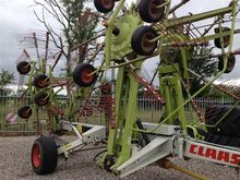 Used 2009 CLAAS LINE