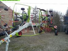 2013 CLAAS LINER 1650 TWIN - 34
