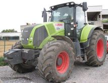 2012 CLAAS AXION 840 CMATIC
