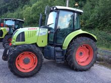 2010 CLAAS ARION 510 CIS