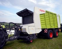 2014 CLAAS CARGOS 9400 38M³