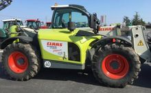 2009 CLAAS SCORPION 7030