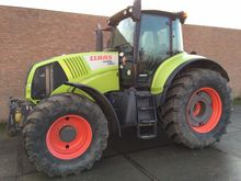 2009 CLAAS AXION 820 CMATIC