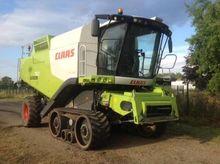 2012 CLAAS lexion 750 TT