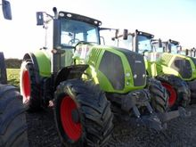 2008 CLAAS Axion 820 CIS