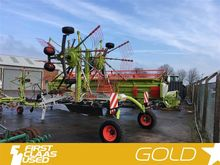 Used 2012 CLAAS LINE