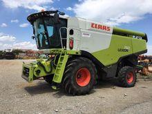 2013 CLAAS Lexion 750 4 roues m